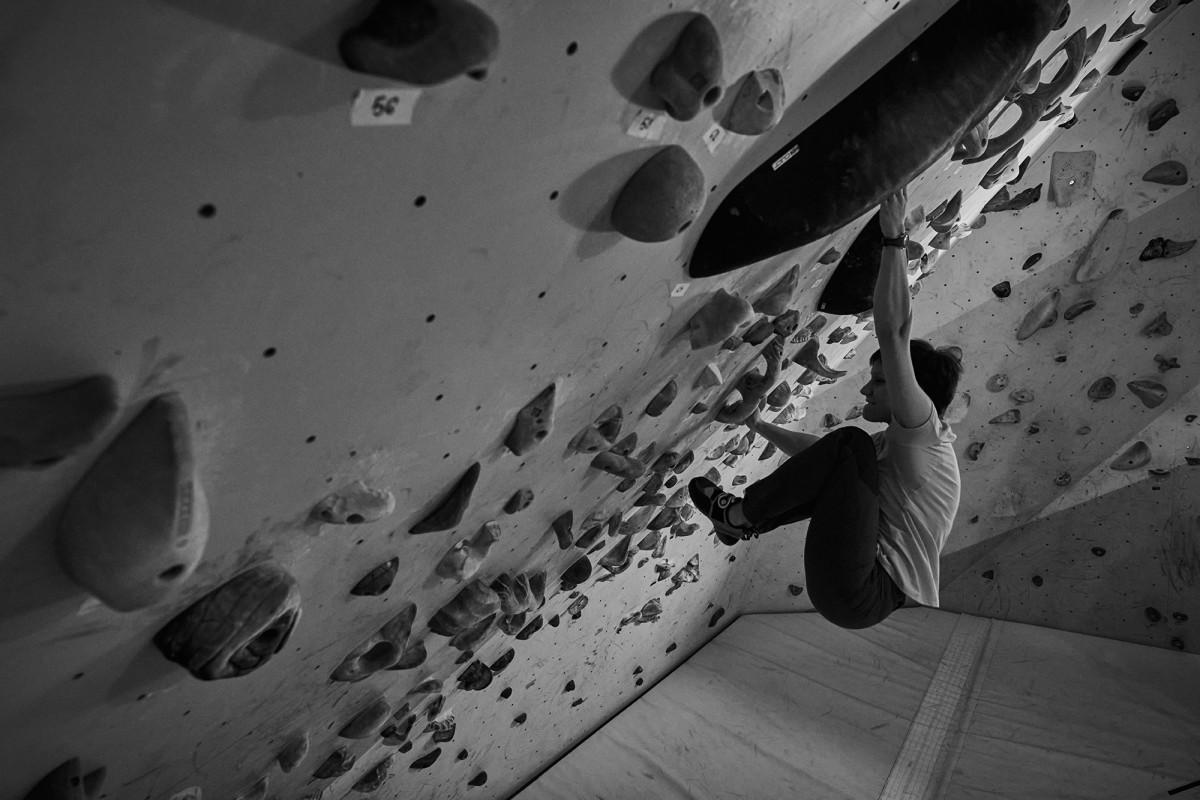 Bouldering / Katarina Manovski